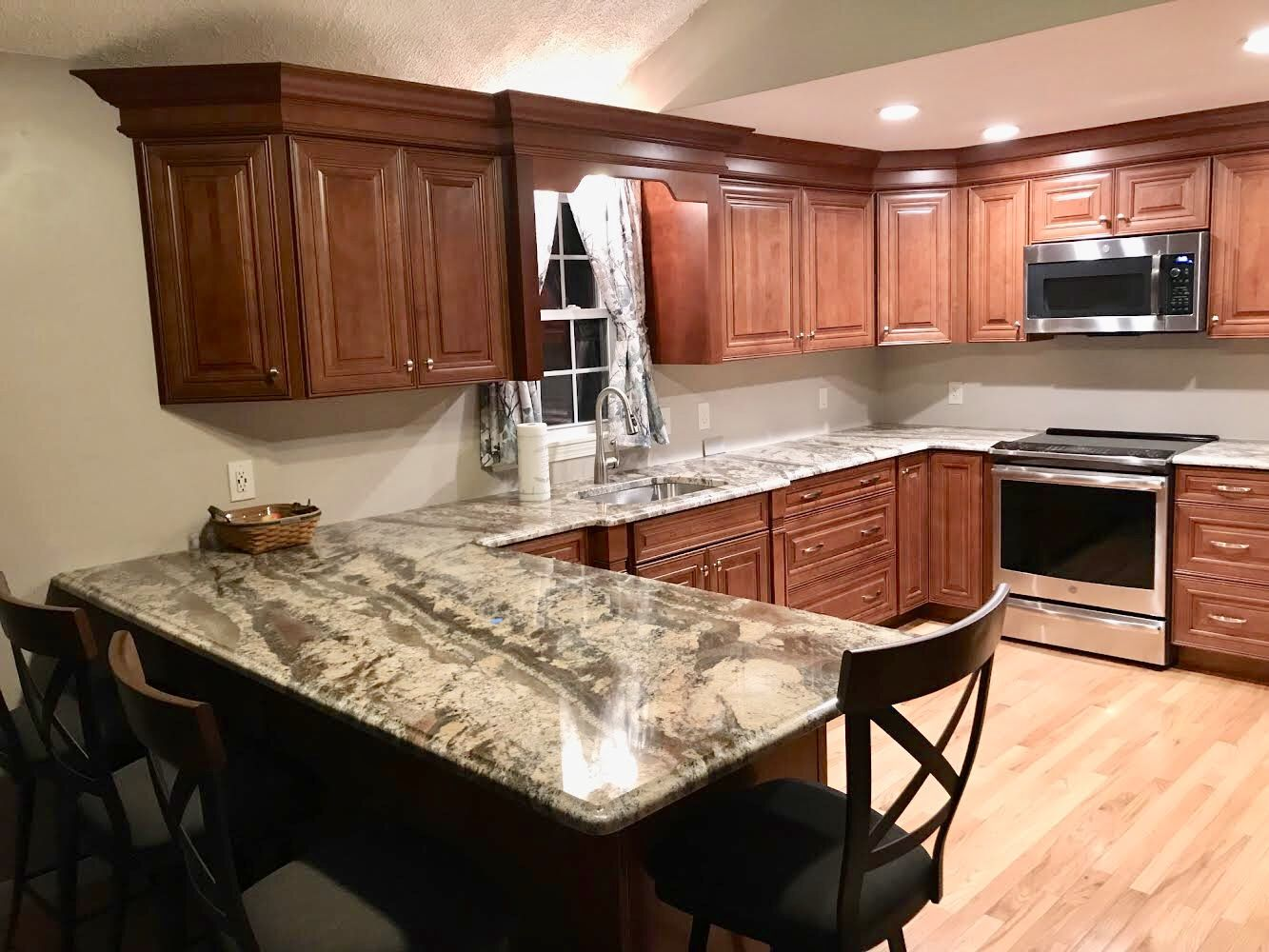 discount kitchen cabinet outlet cleveland ohio: | give us