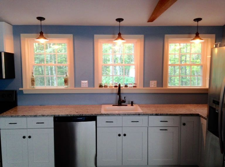 Before & After   Discount Kitchen Cabinet Outlet Cleveland ...